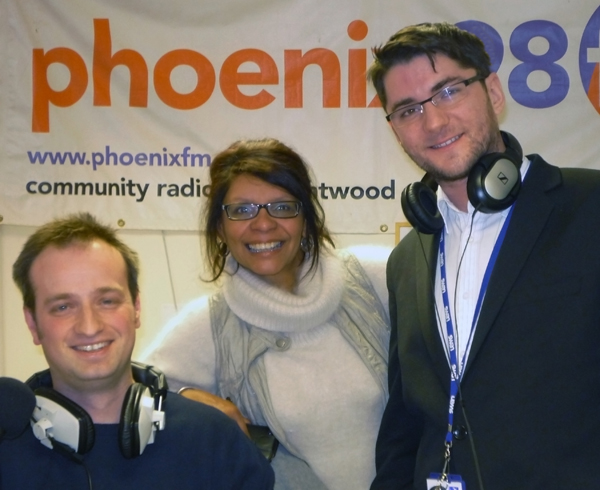 Plain English Campaign at Phoenix FM